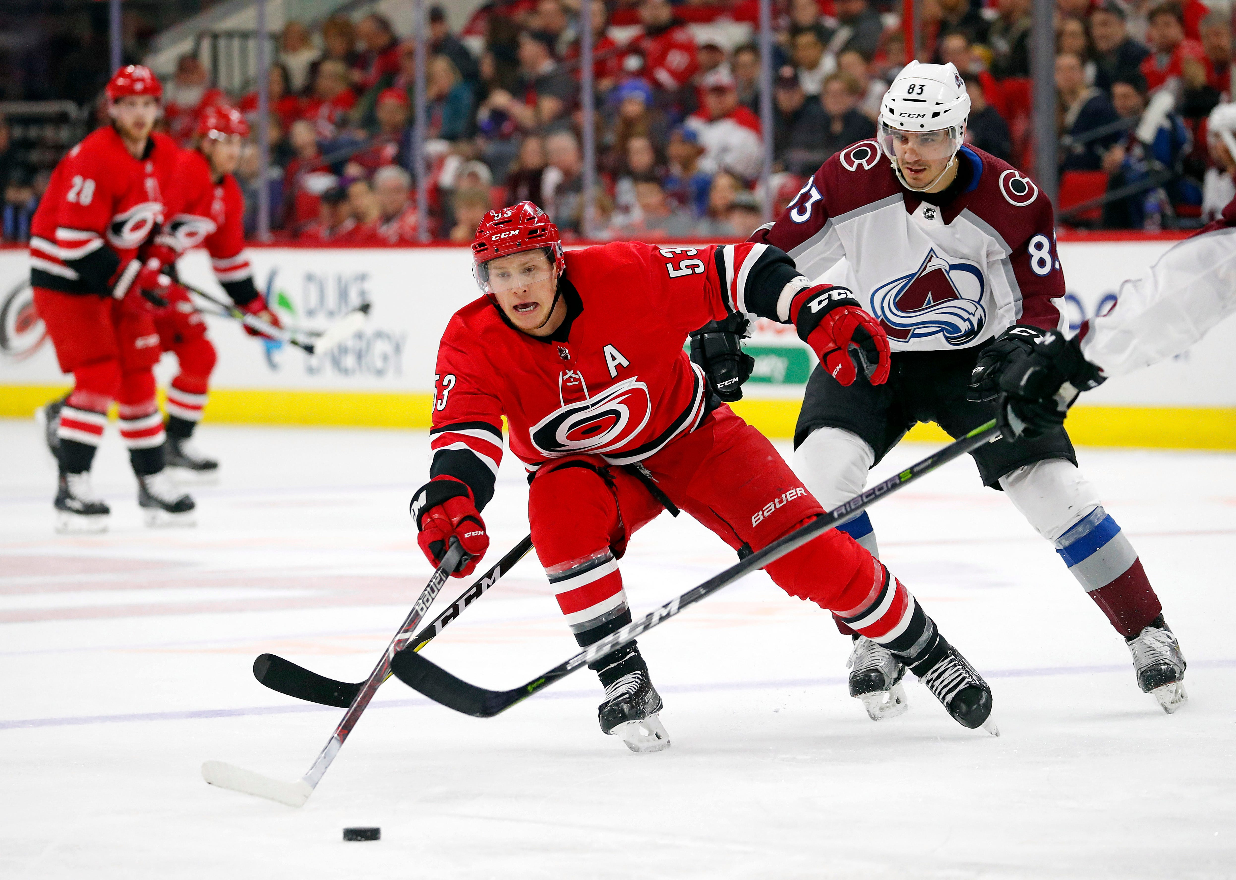 Skinner focused on Sabres, not contract after being traded
