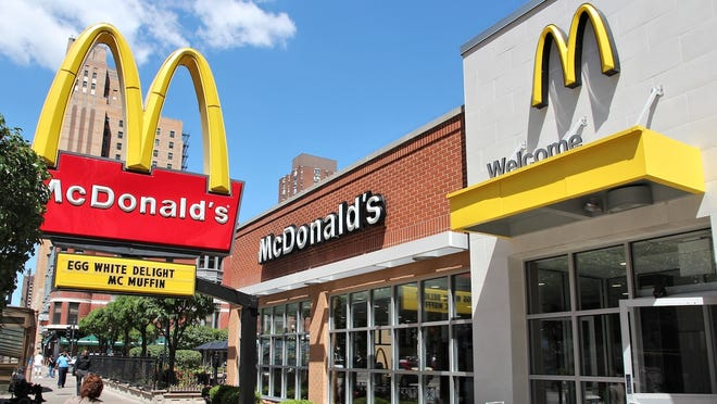 "McDonald's will upgrade its more than 230 stores in Tennessee with ""globally and locally inspired decor,"" new furniture and new designs outside."
