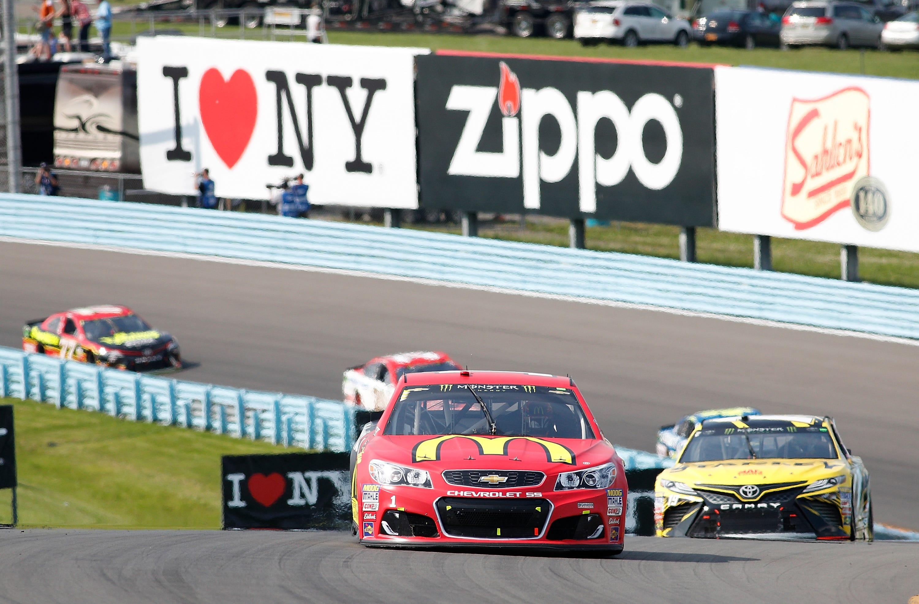 NASCAR Cup Series at Watkins Glen 2018: Start time, lineup, TV schedule, more