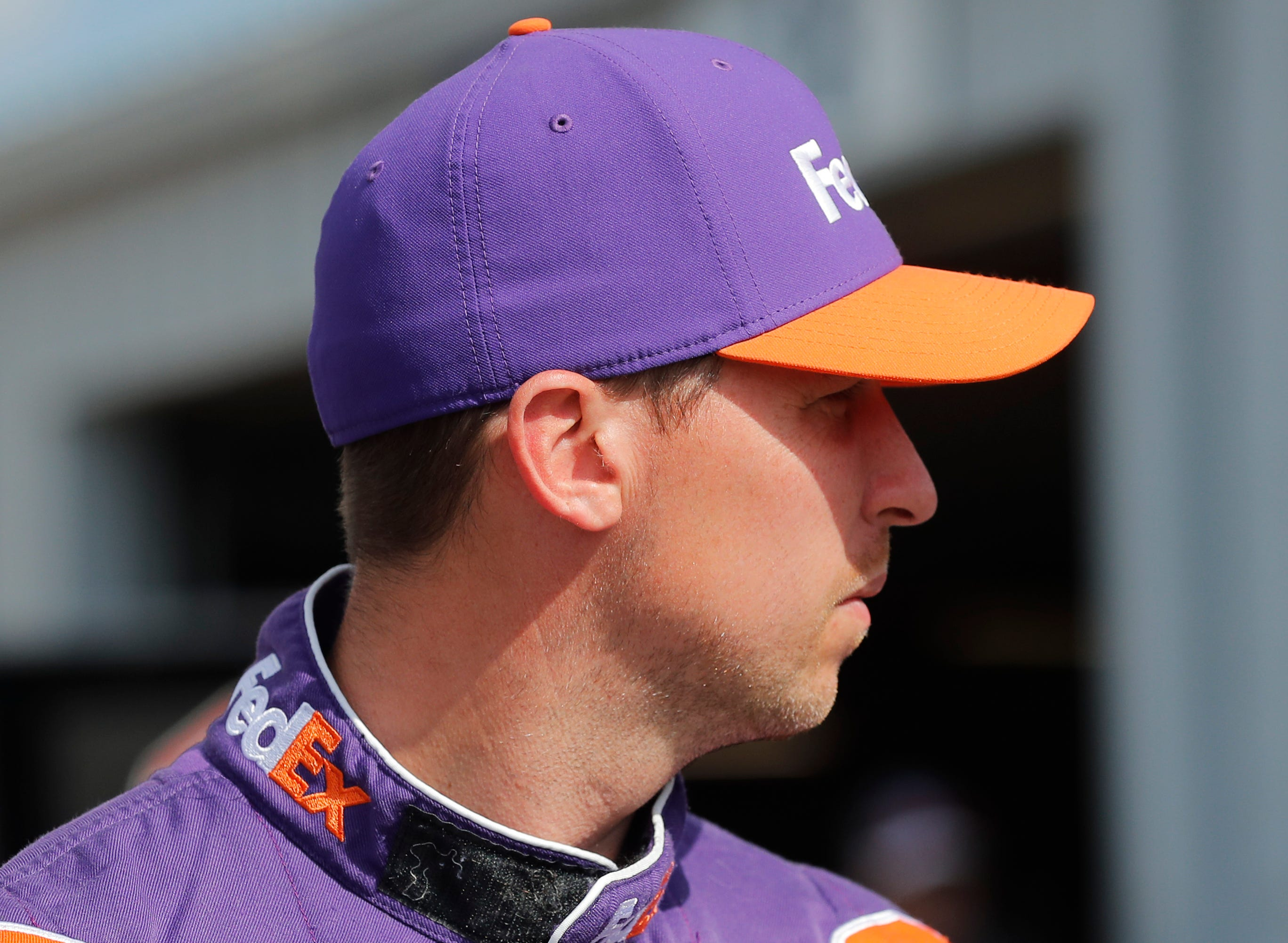 Denny Hamlin to start from pole at Watkins Glen