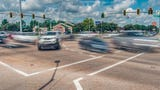 Lafayette, Louisiana, police investigated more than 13,000 crashes over the past 18 months. Nearly half the crashes are because of distracted drivers.