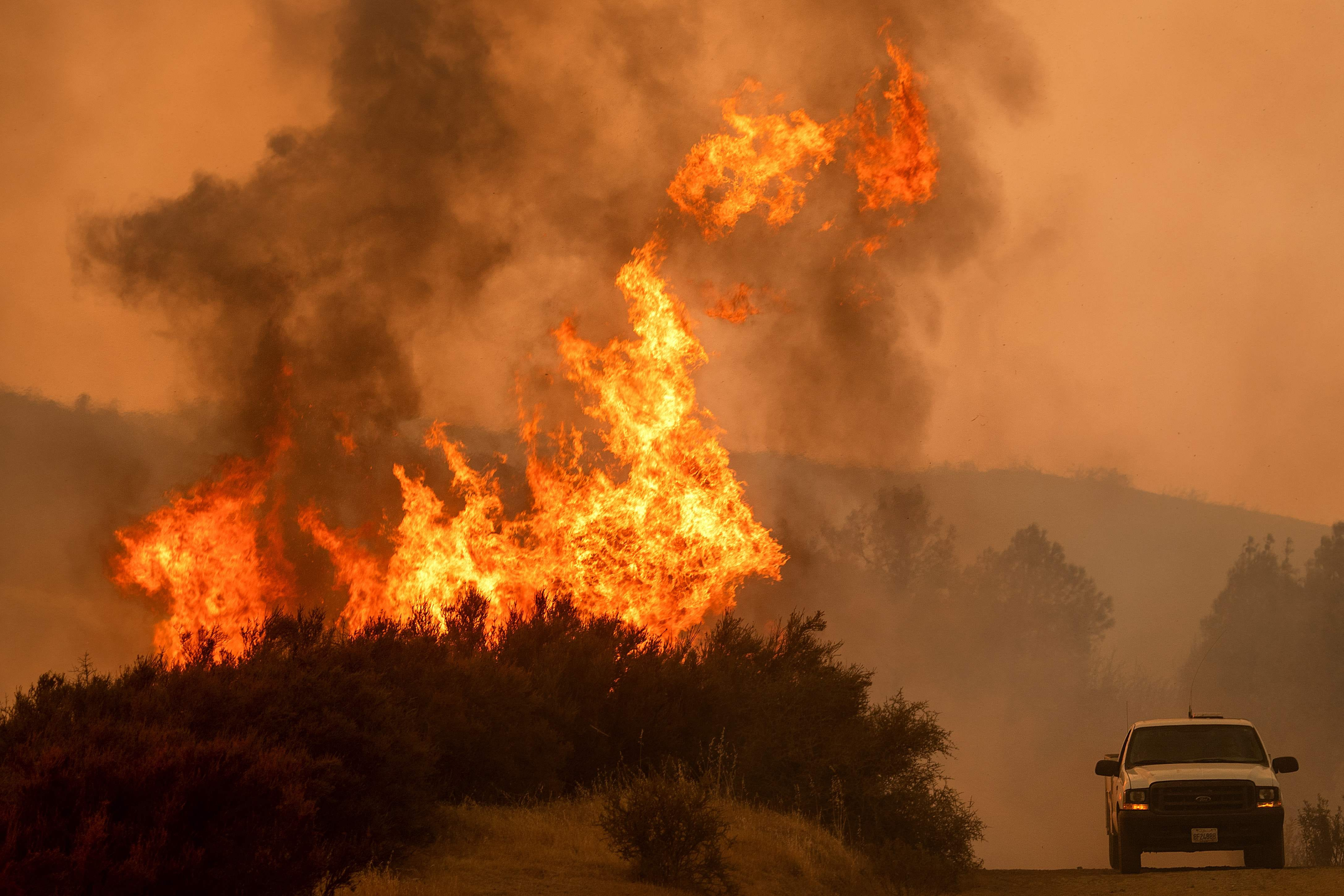 What Trump is getting wrong about California's wildfires and water