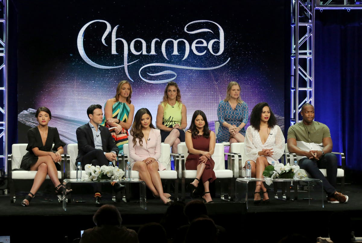 Charmed' cast and producers on changes, Holly Marie Combs
