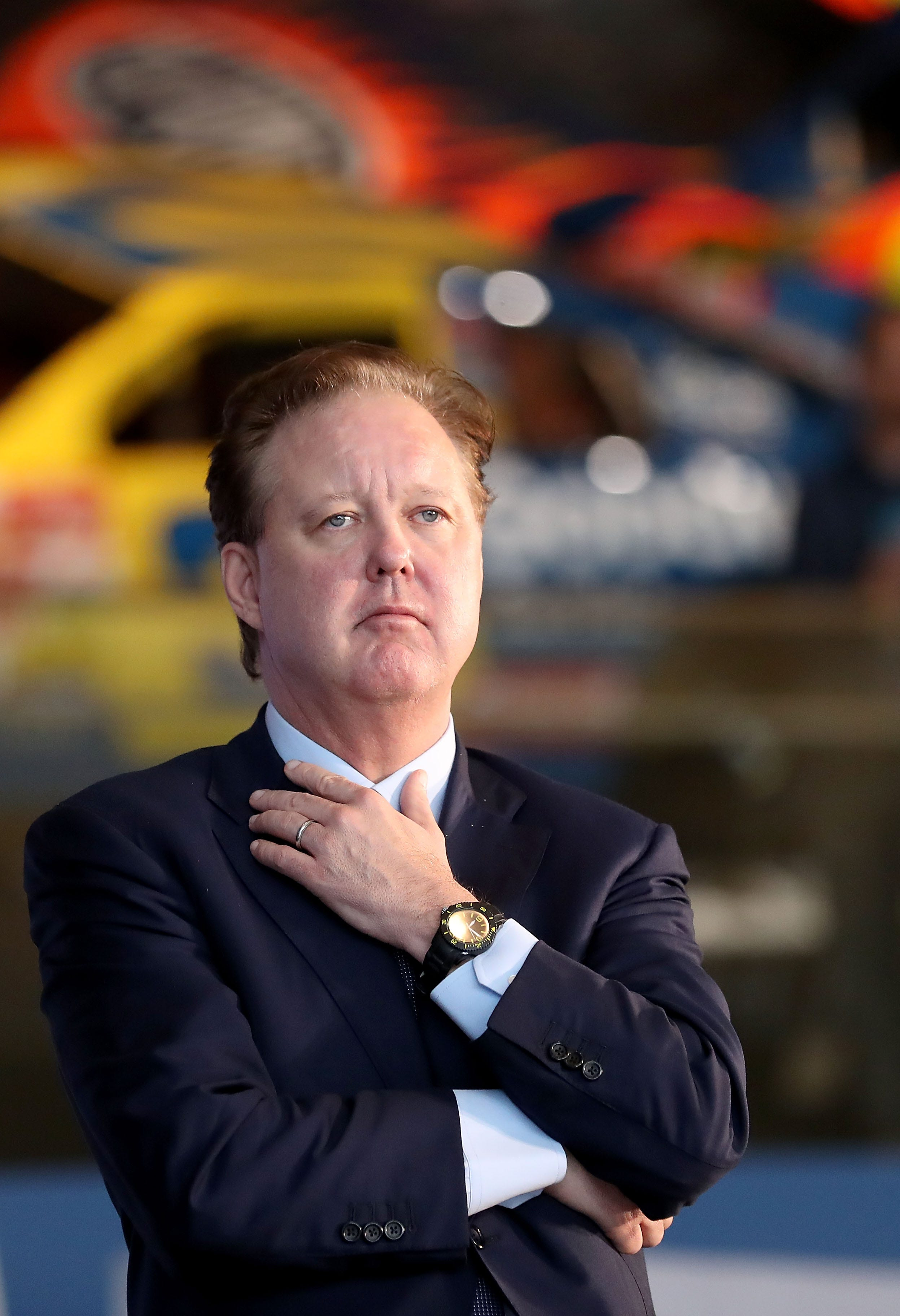 NASCAR CEO Brian France must step aside after DWI arrest