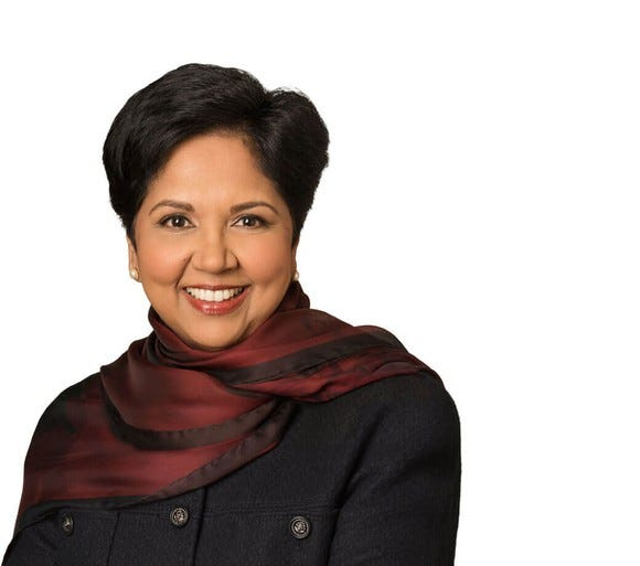 What does Indra Nooyi's move means for women in corporate America? A Foolish Take