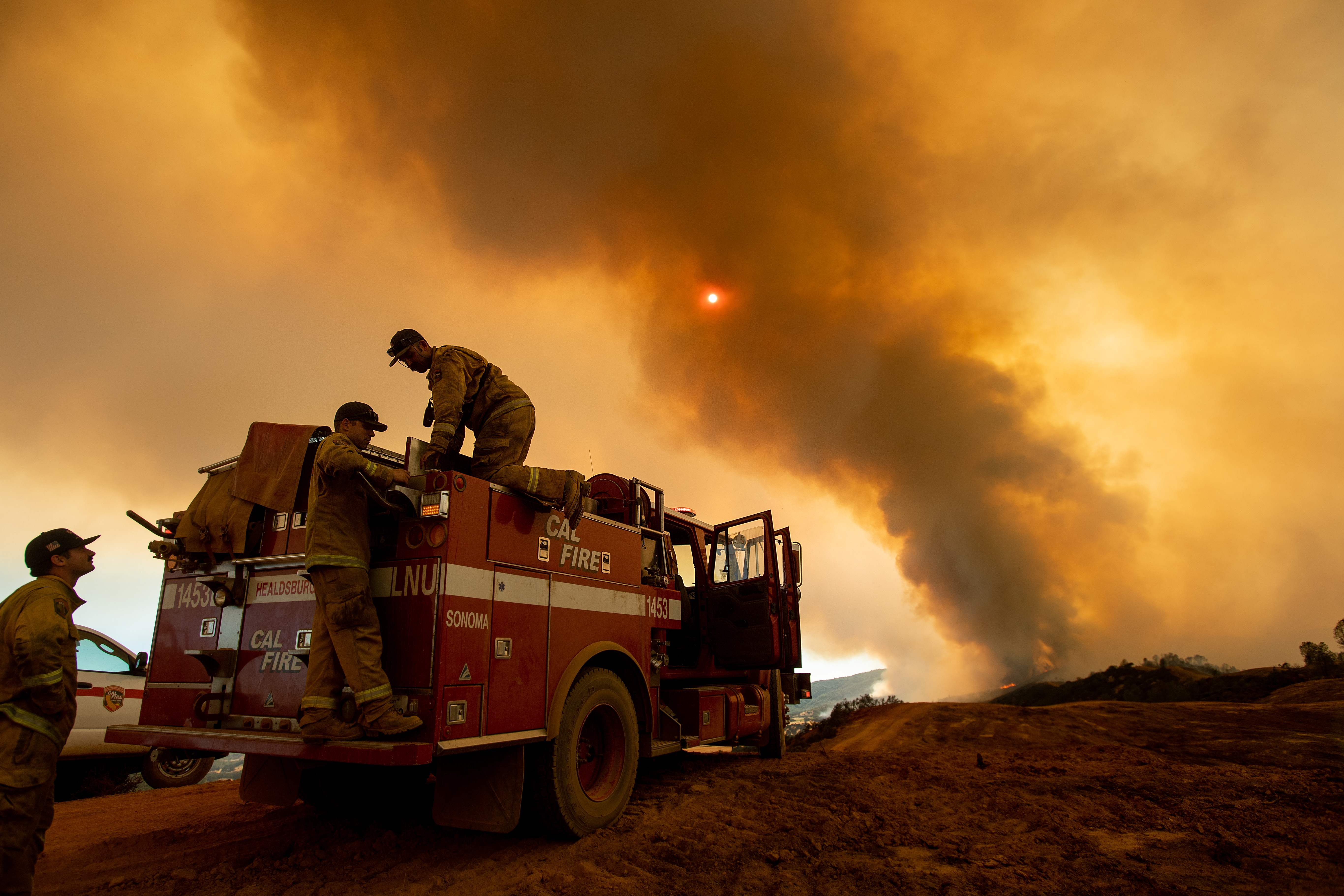 Mendocino Complex Fire, the largest ever in California, is still growing