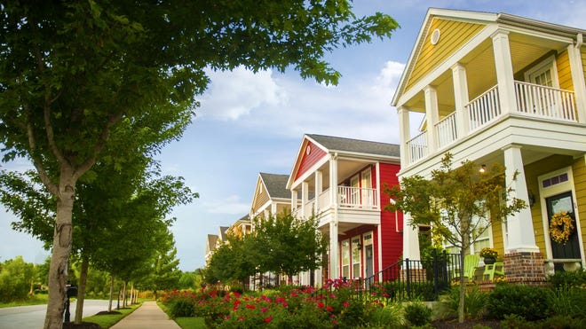 U.S. home prices rose 6.8% year over year in June, a slightly slower growth rate than May's 7.1%. Homes are overvalued in more than 40% of the nation's top 100 metro areas.