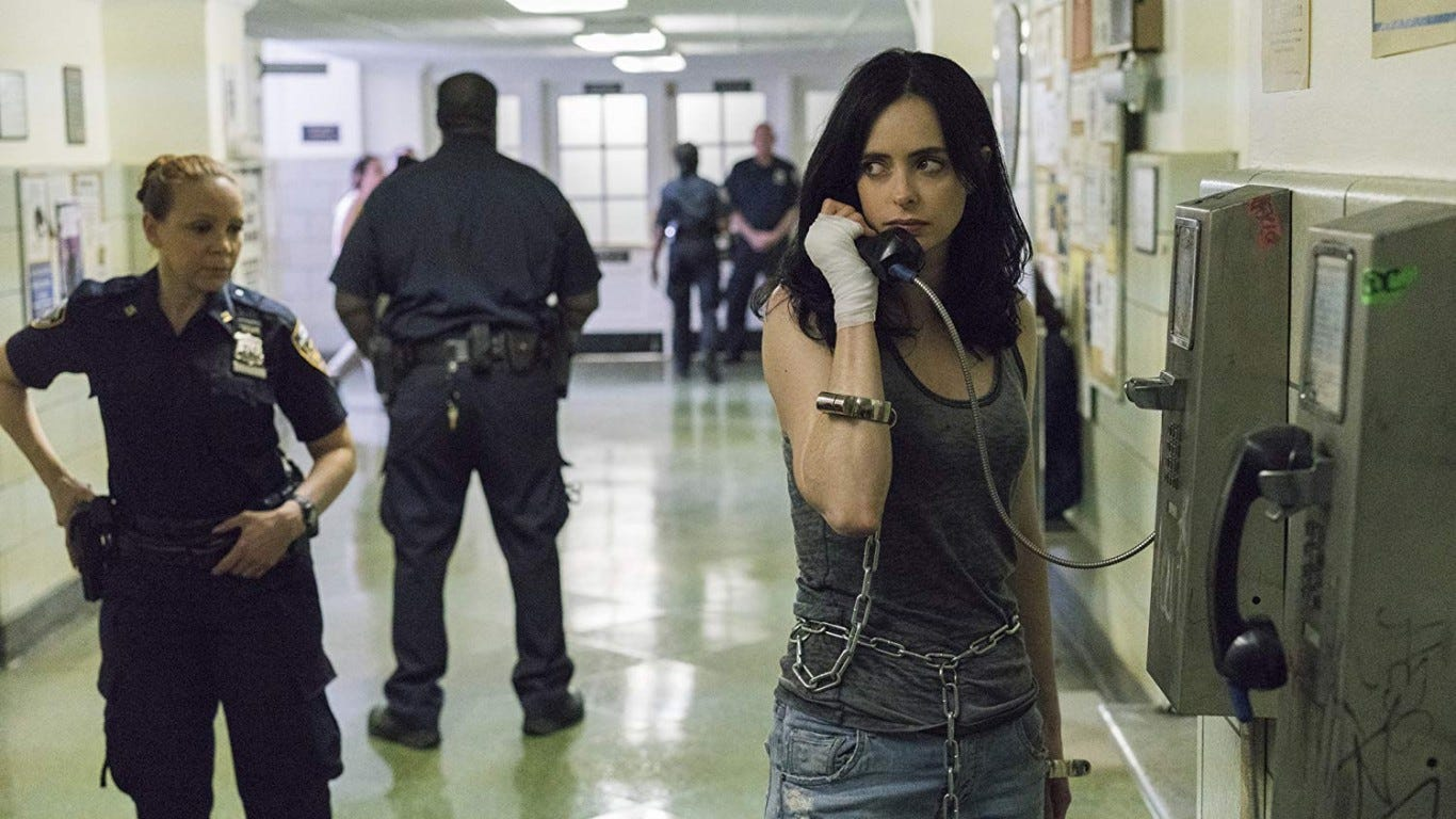 Netflix cancels 'Jessica Jones' and 'The Punisher,' ending its Marvel superhero era