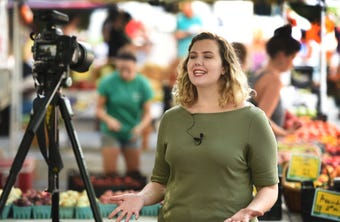Meet our new food and dining reporter Rebecca King