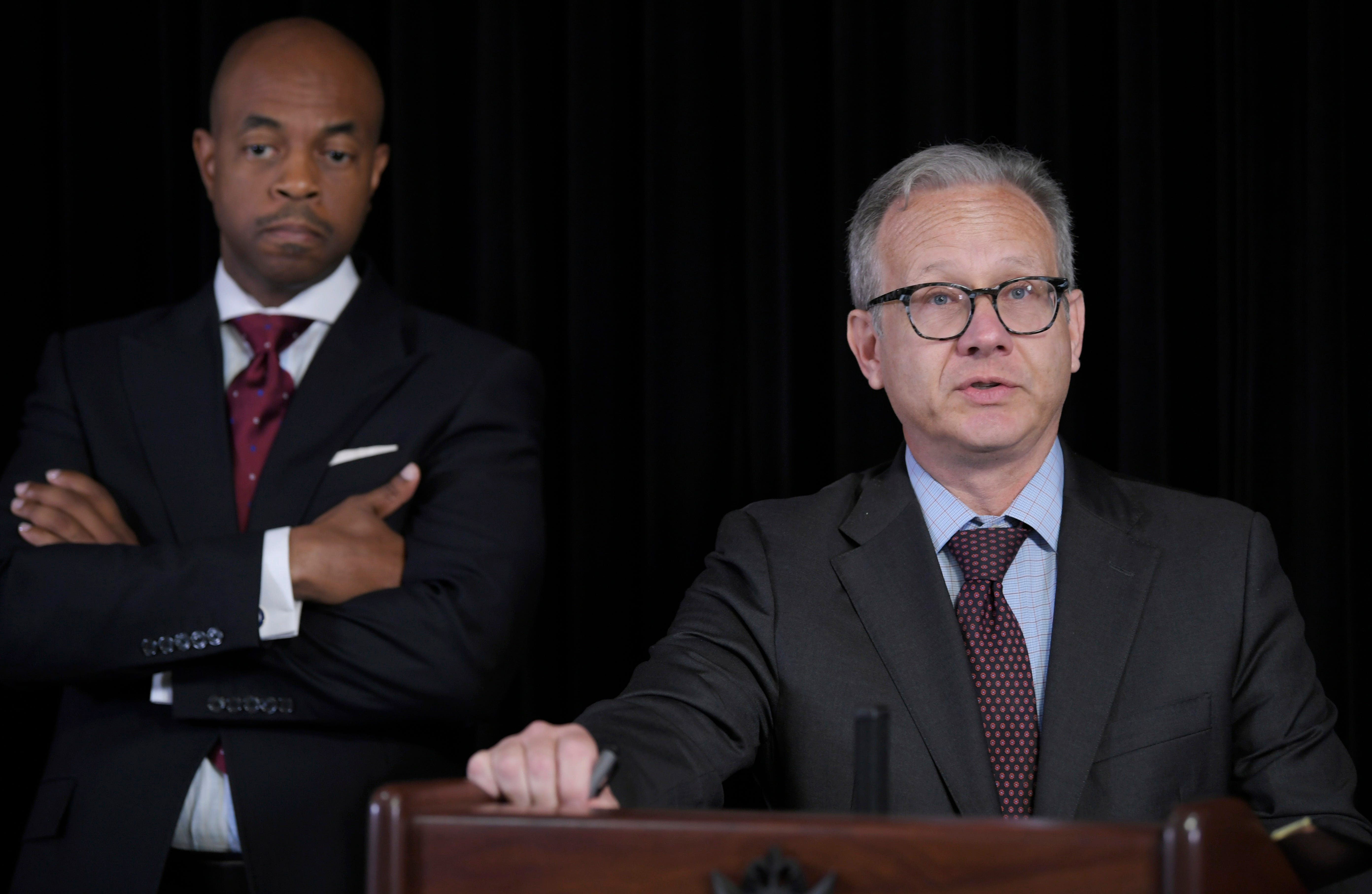 Mayor Briley calls for 'comprehensive review' of policing practices
