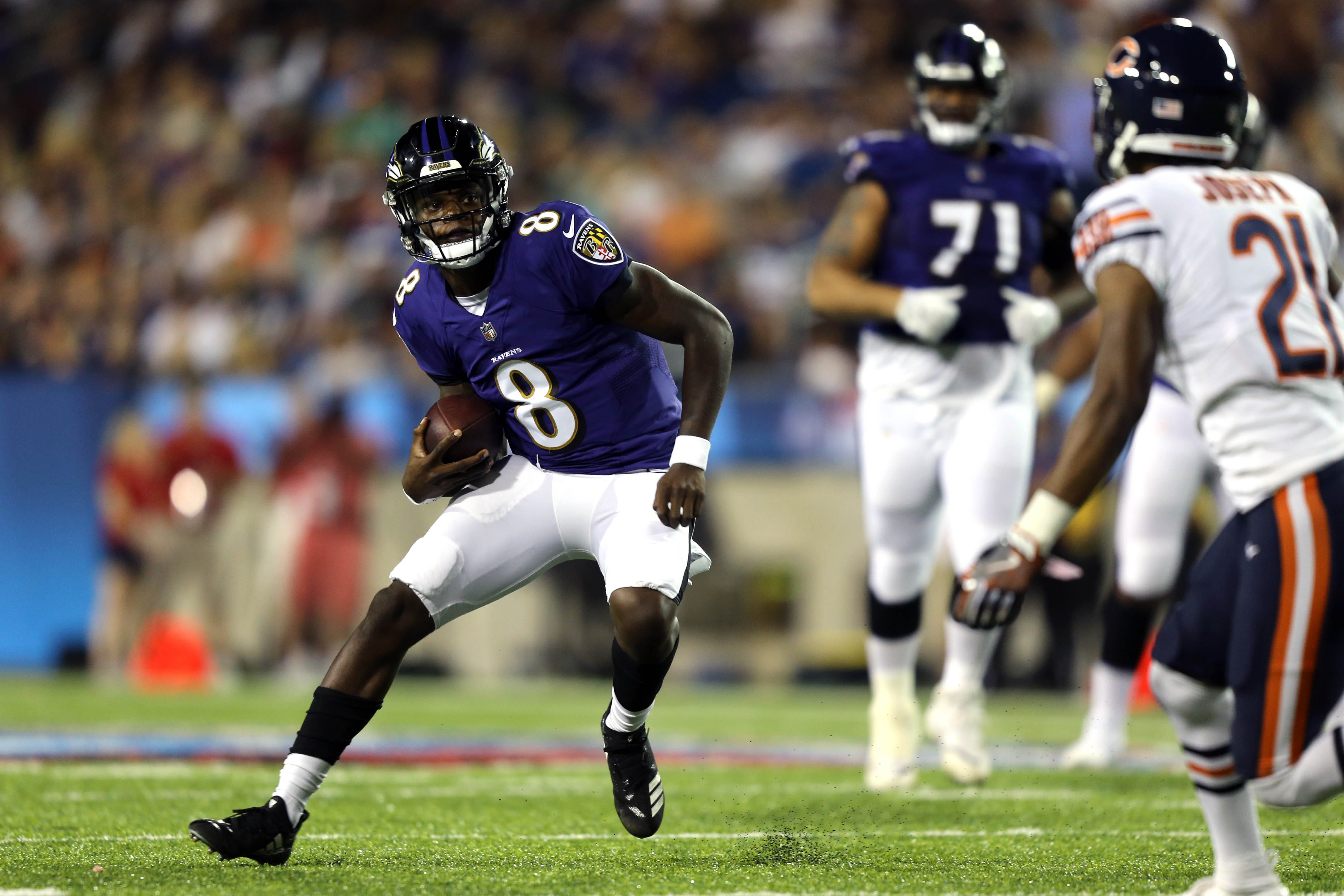 Ravens fans should temper their expectations for Lamar Jackson