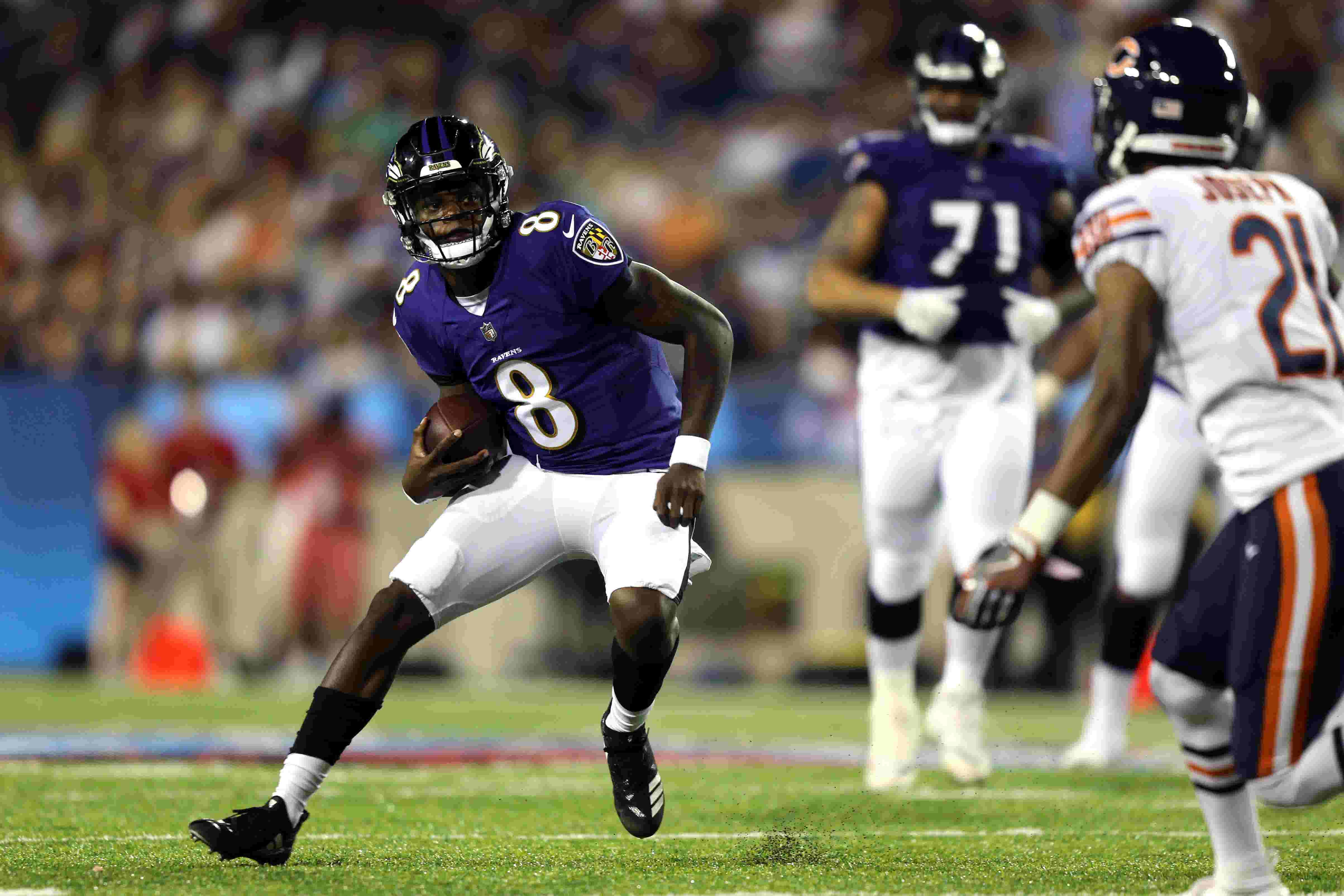 Robert Griffin III shows with solid preseason there s still a place for him  in NFL 4cdf8cf60