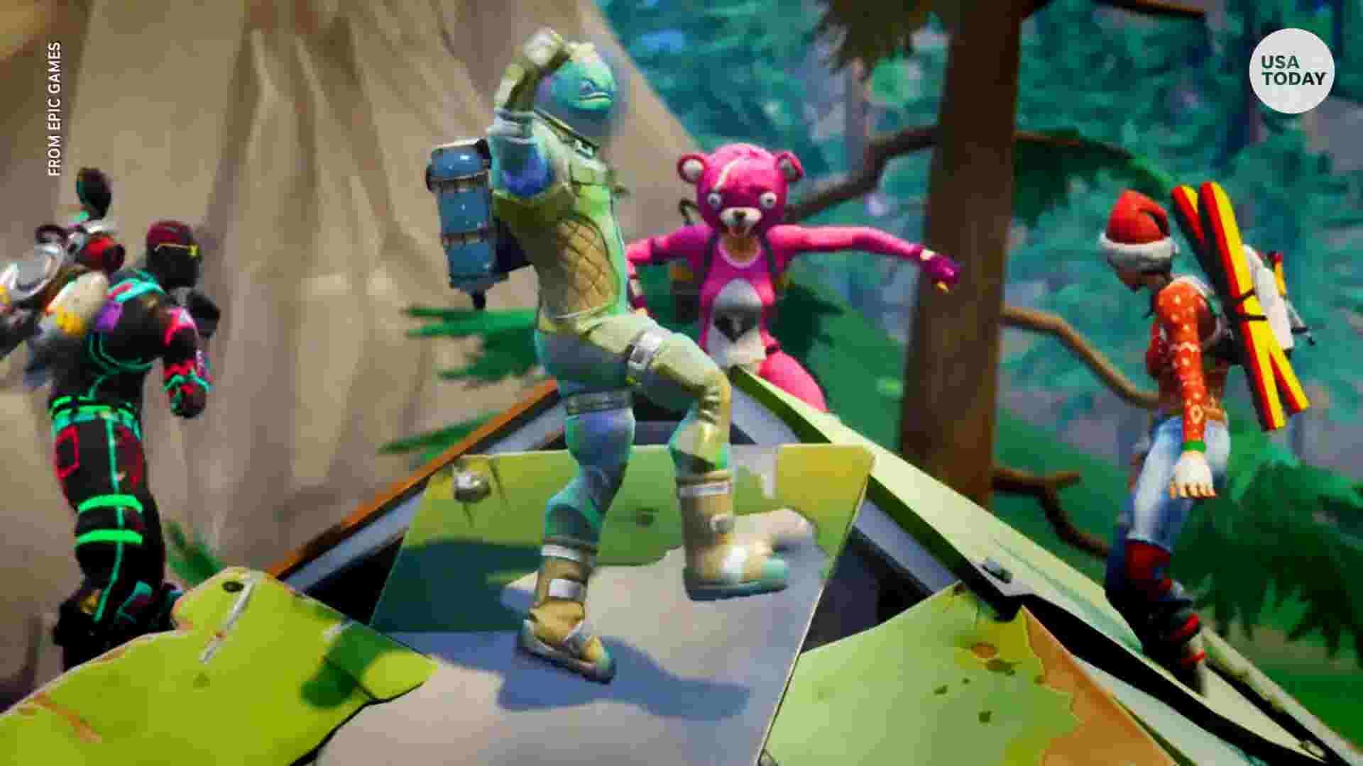 Fortnite Android Beta Arrives At Samsung Galaxy Note 9 Launch