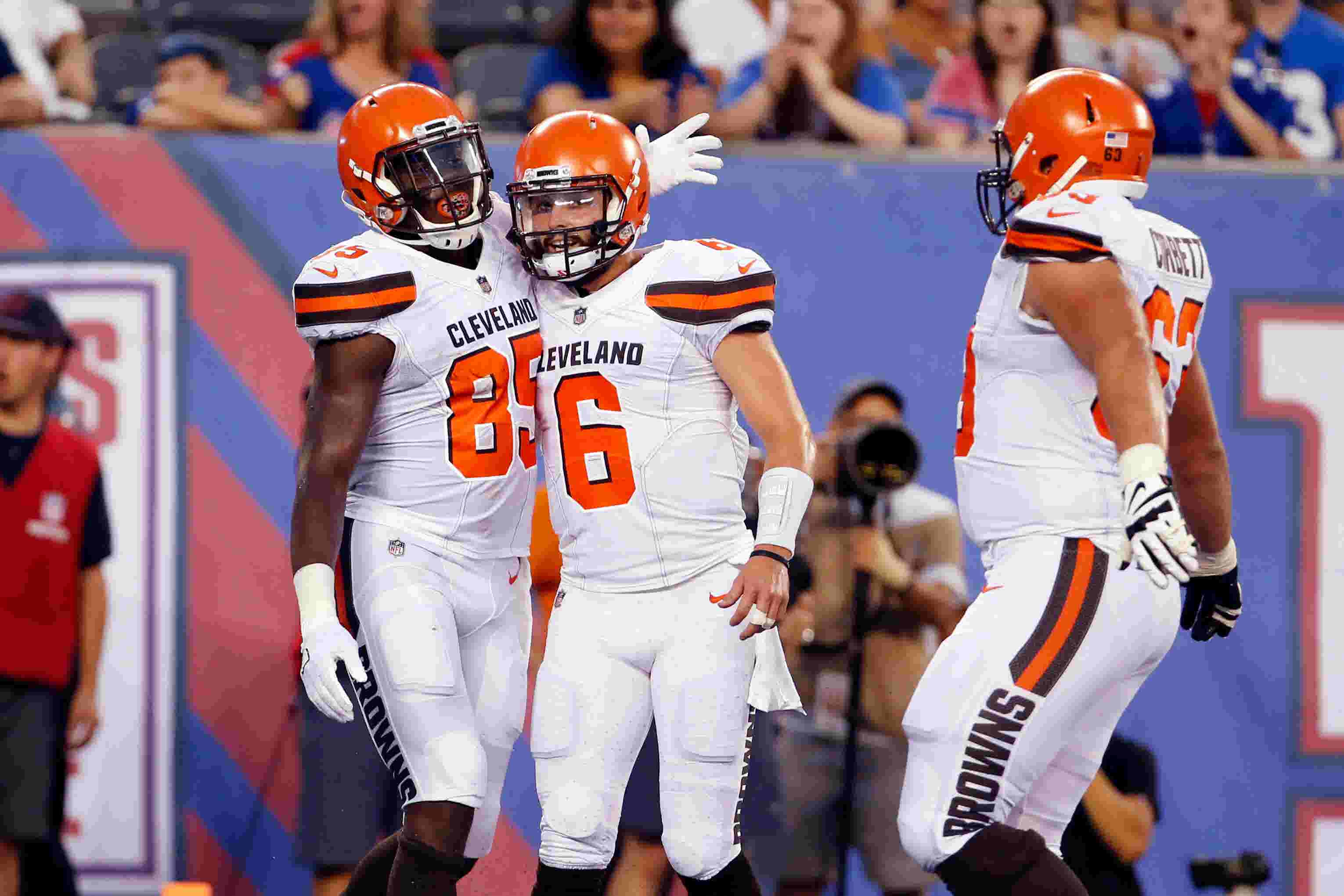 Baker Mayfield s debut should give Cleveland Browns hope for long-term  future at QB spot 4721b9c25