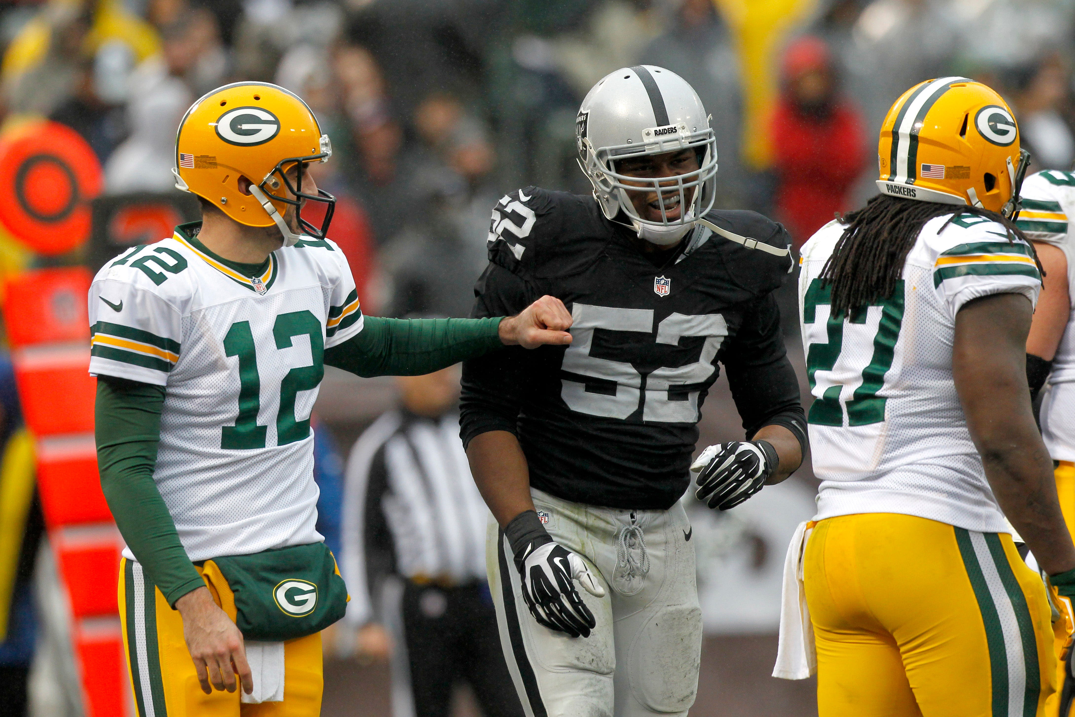 Packers in prime position to pursue elite edge rusher Khalil Mack