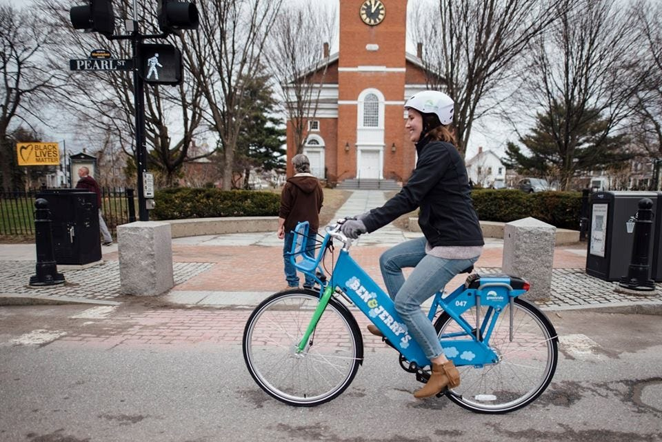 Bikeshare: Alternative commuting and exercise | Burlington Free Press