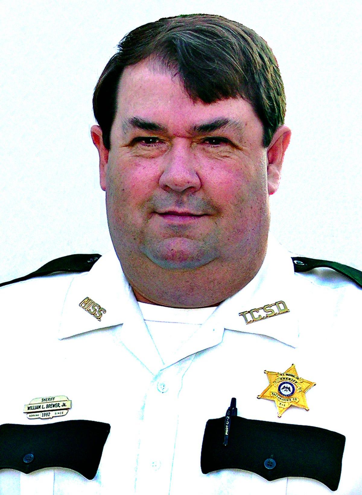 Ex-Tallahatchie sheriff arrested on alleged bond violation