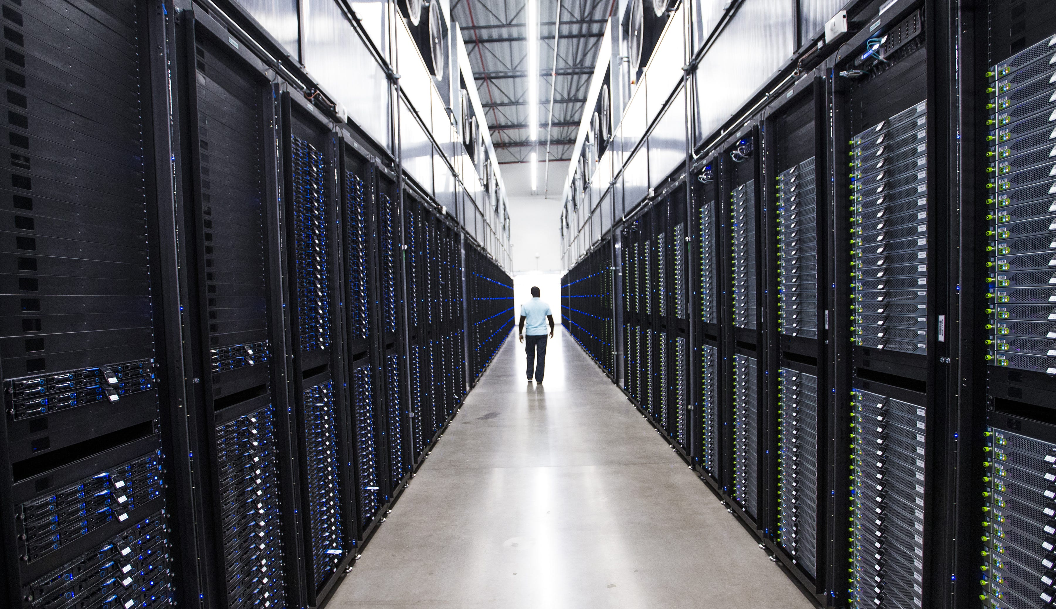 Inside the fortress: Apple's 1.3 million-square-foot Mesa data center | Arizona Central