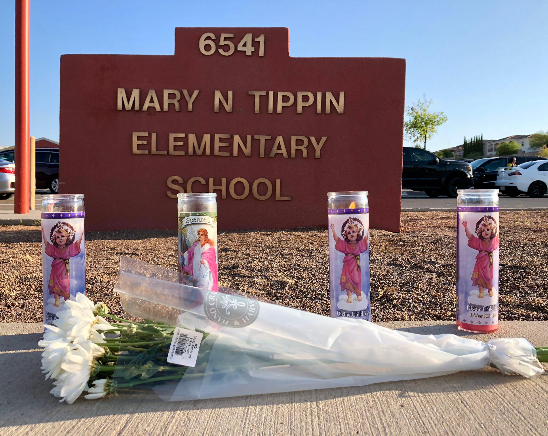 Woman killed in Tippin Elementary tragedy: Nurse, Iraq War veteran, and mom of 2 hurt kids | El Paso Times