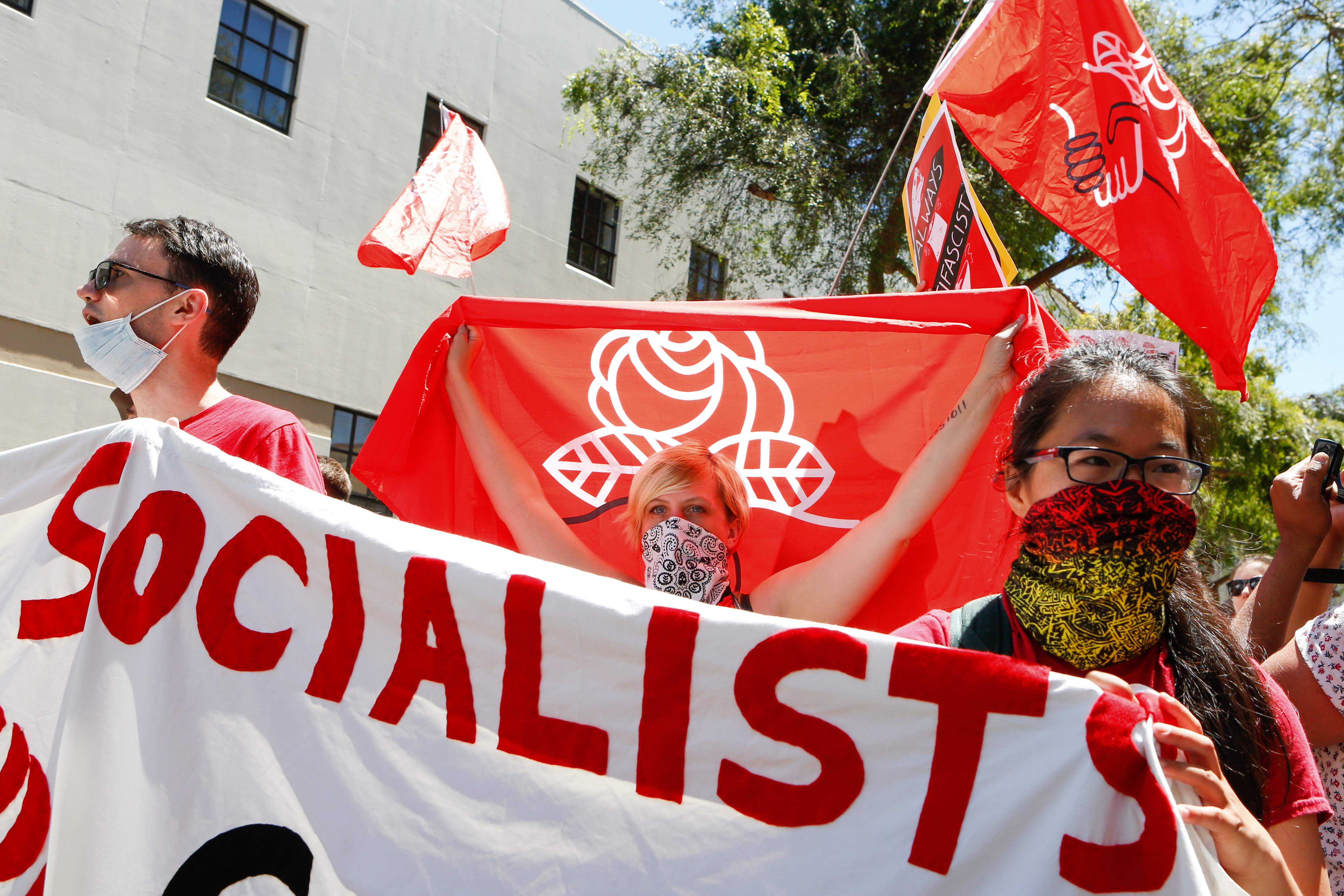 Democrats have a more positive view of socialism than capitalism, poll finds