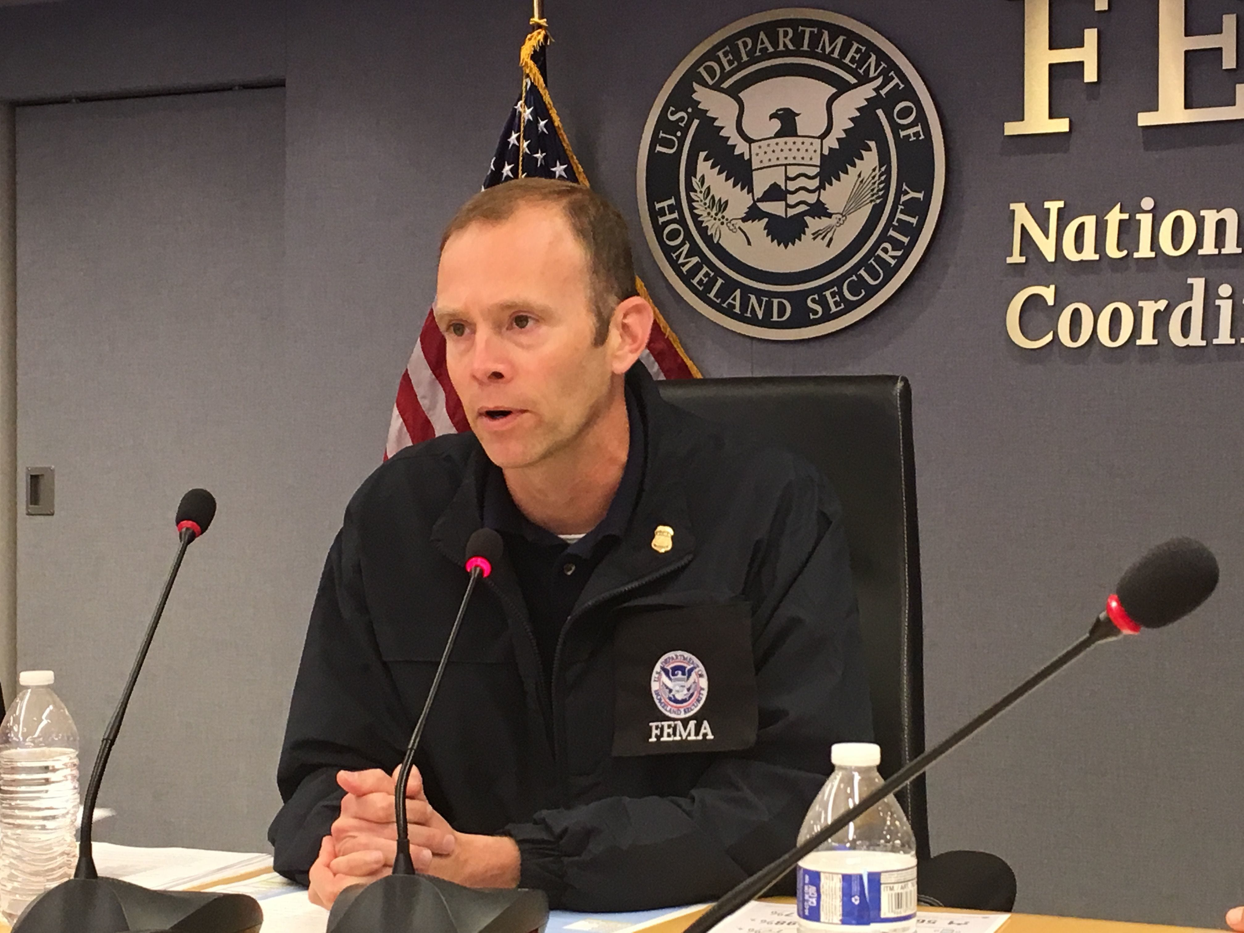 FEMA administrator says he won't resign over investigation into his use of government vehicles