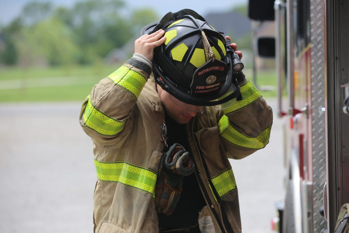 Rutherford County Fire Rescue named federal grant recipient