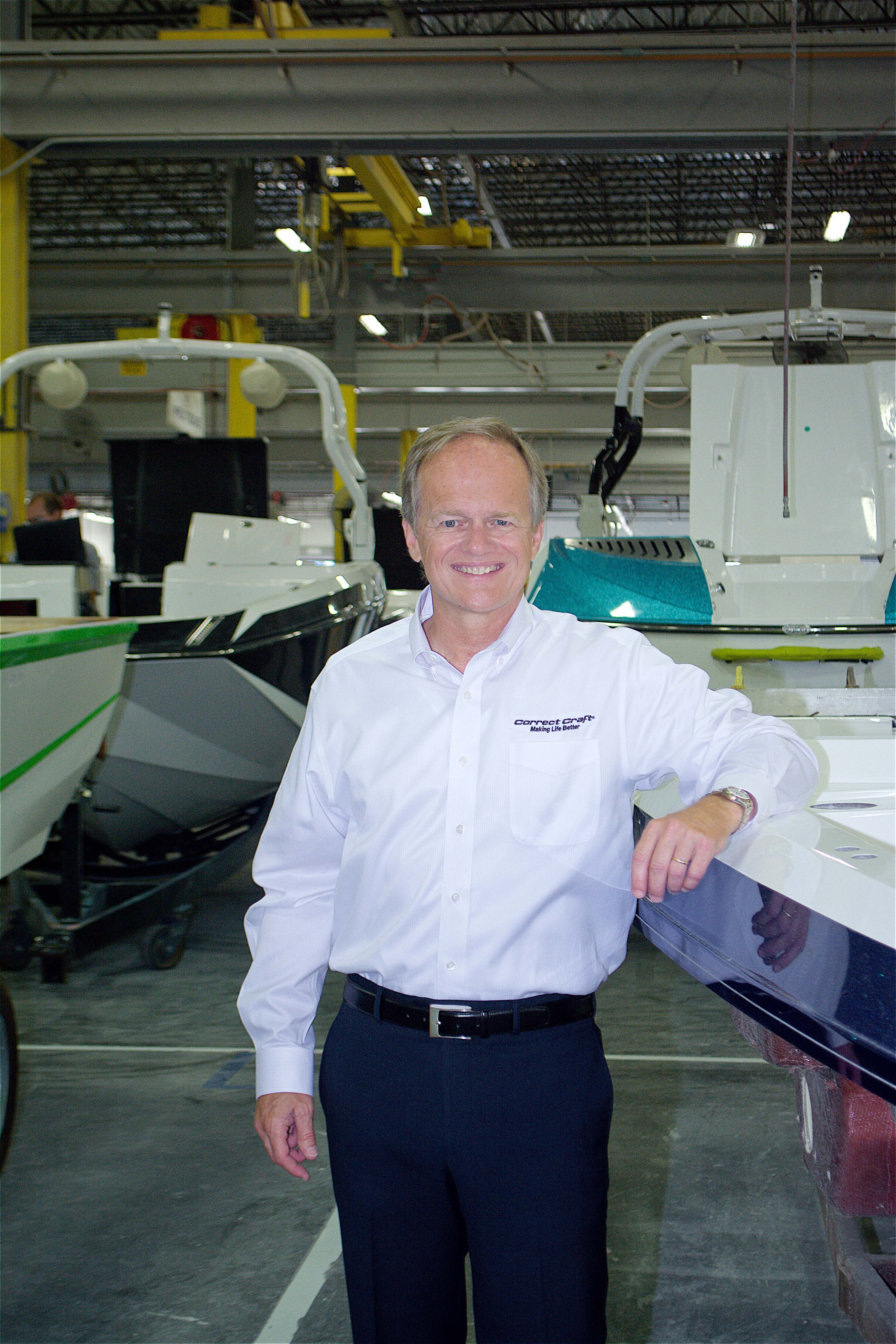 Boat maker, farmer, auto parts CEO feel the pain of a growing trade war under Trump