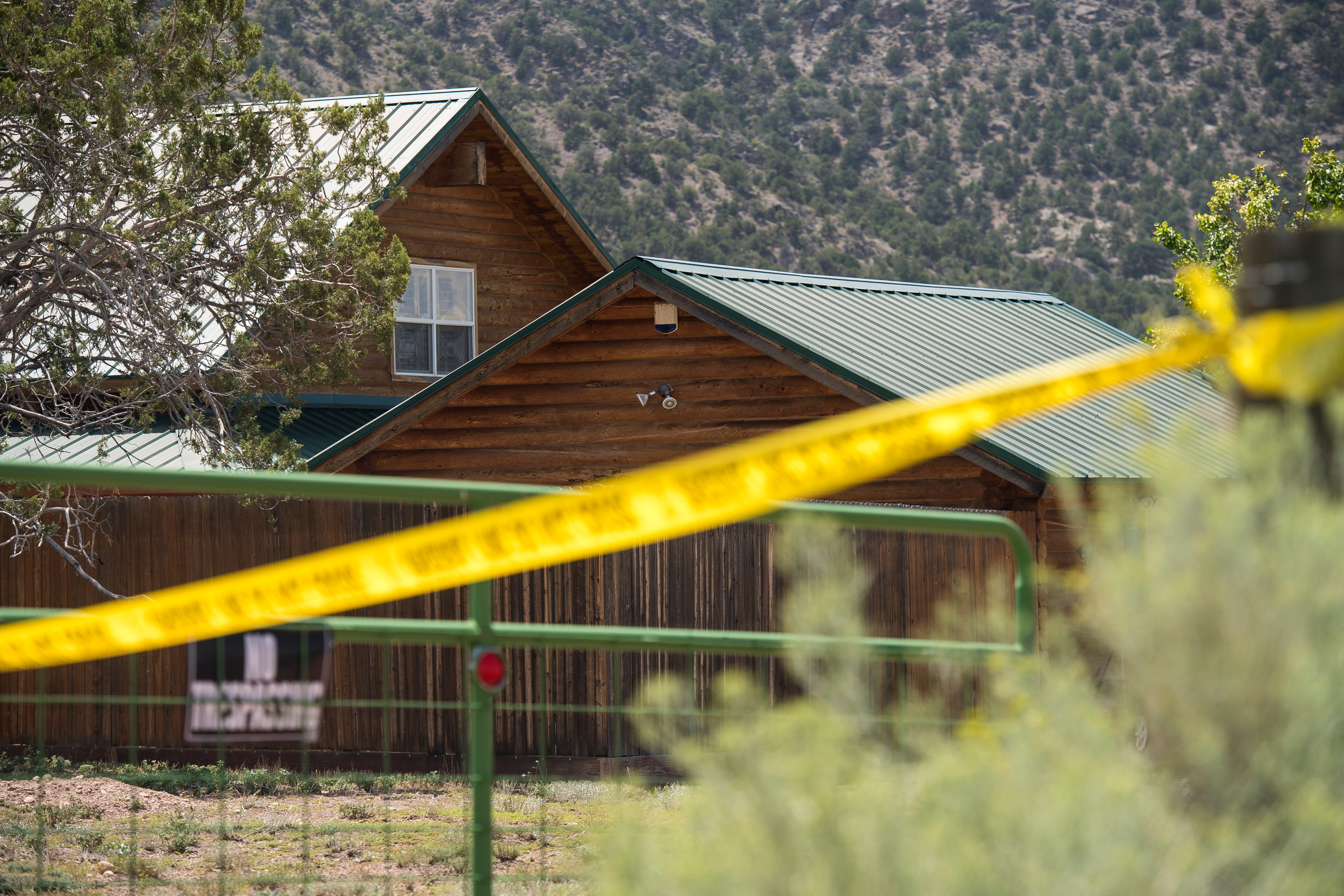 Iron County officials ID naked intruder shot by homeowner