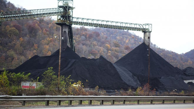 West Virginia<br /> Mining (except oil and gas)<br /> Industry GDP contribution: $4.6 billion (6.9% of total)<br /> Industry workforce: 12,566 (1.8% of total)<br /> 5 yr. Industry GDP change: -43.4%<br /> Avg. industry salary: $77,352<br /> Coal mining has been an integral part of West Virginia's economy for over a century, with large-scale mining operations beginning in the mid 1800's. With coal deposits in 53 of the state's 55 counties, West Virginia ranks as the second largest coal producer in the country, trailing only Wyoming.