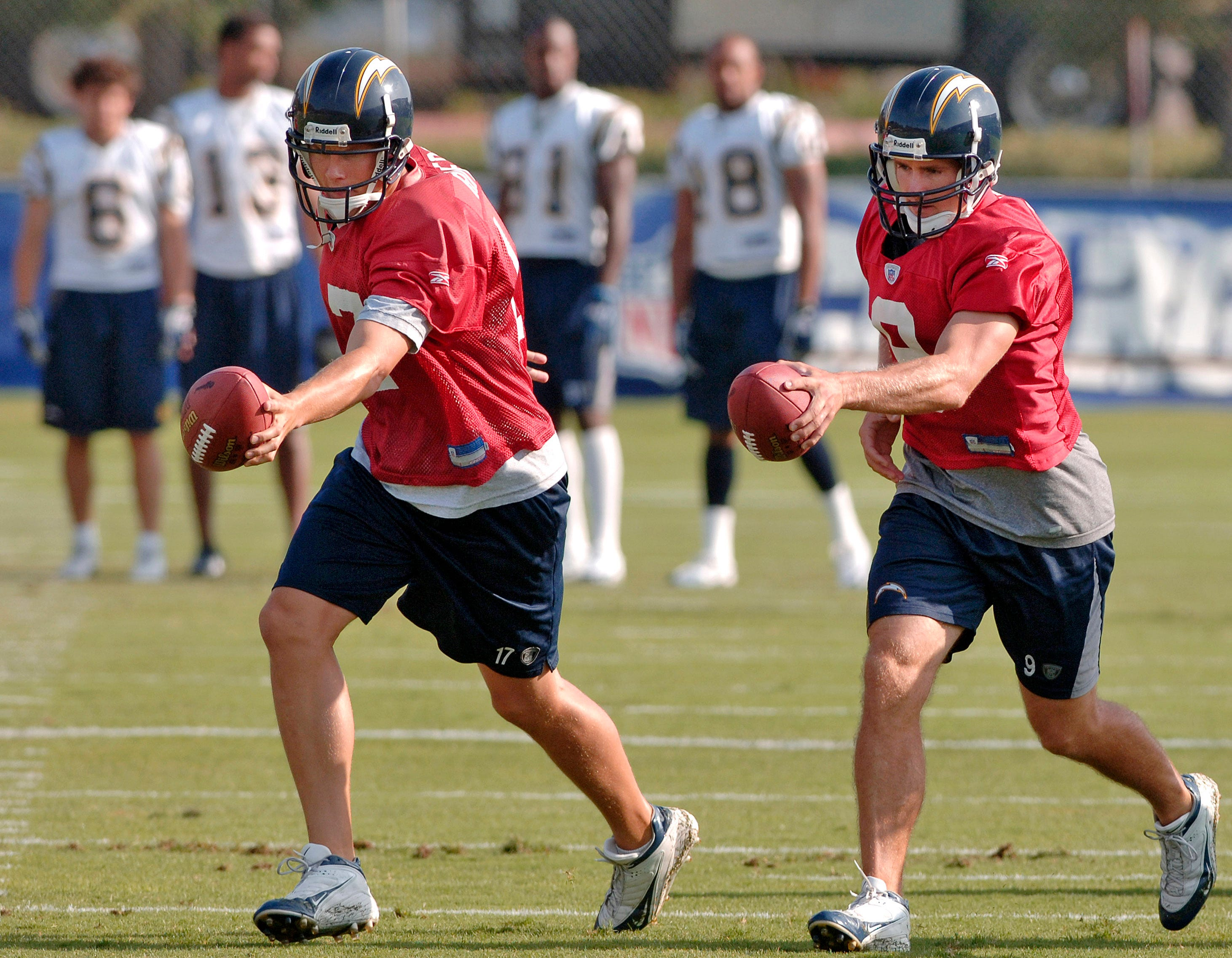 Philip Rivers, Drew Brees look back fondly on partnership