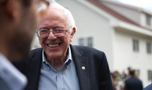 My Turn: Sanders - We're going to expand Social Security, not cut it