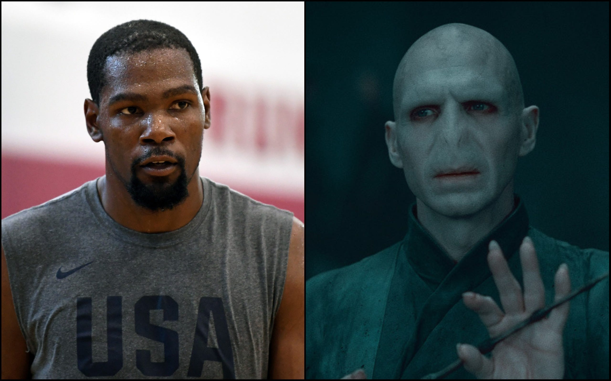 reddit user argues that durant is voldemort nba twitter top10 news