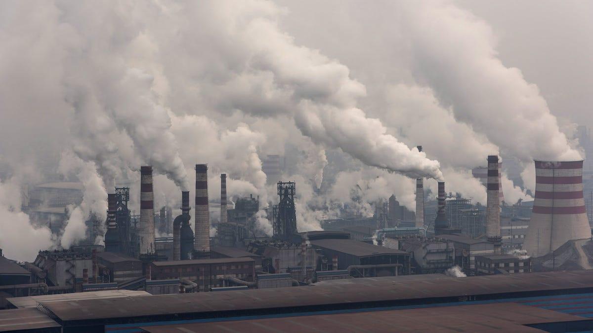 93 percent of the world's children breathe toxic, polluted air each day