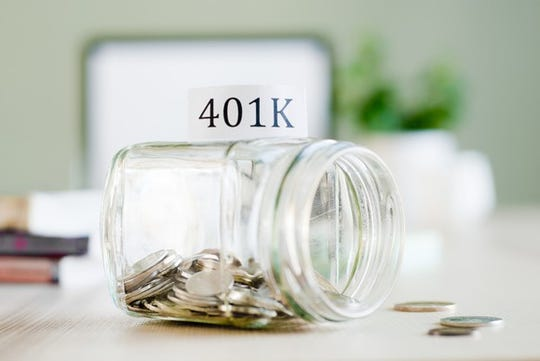 401(k): How does the stock market drop affect my retirement savings?
