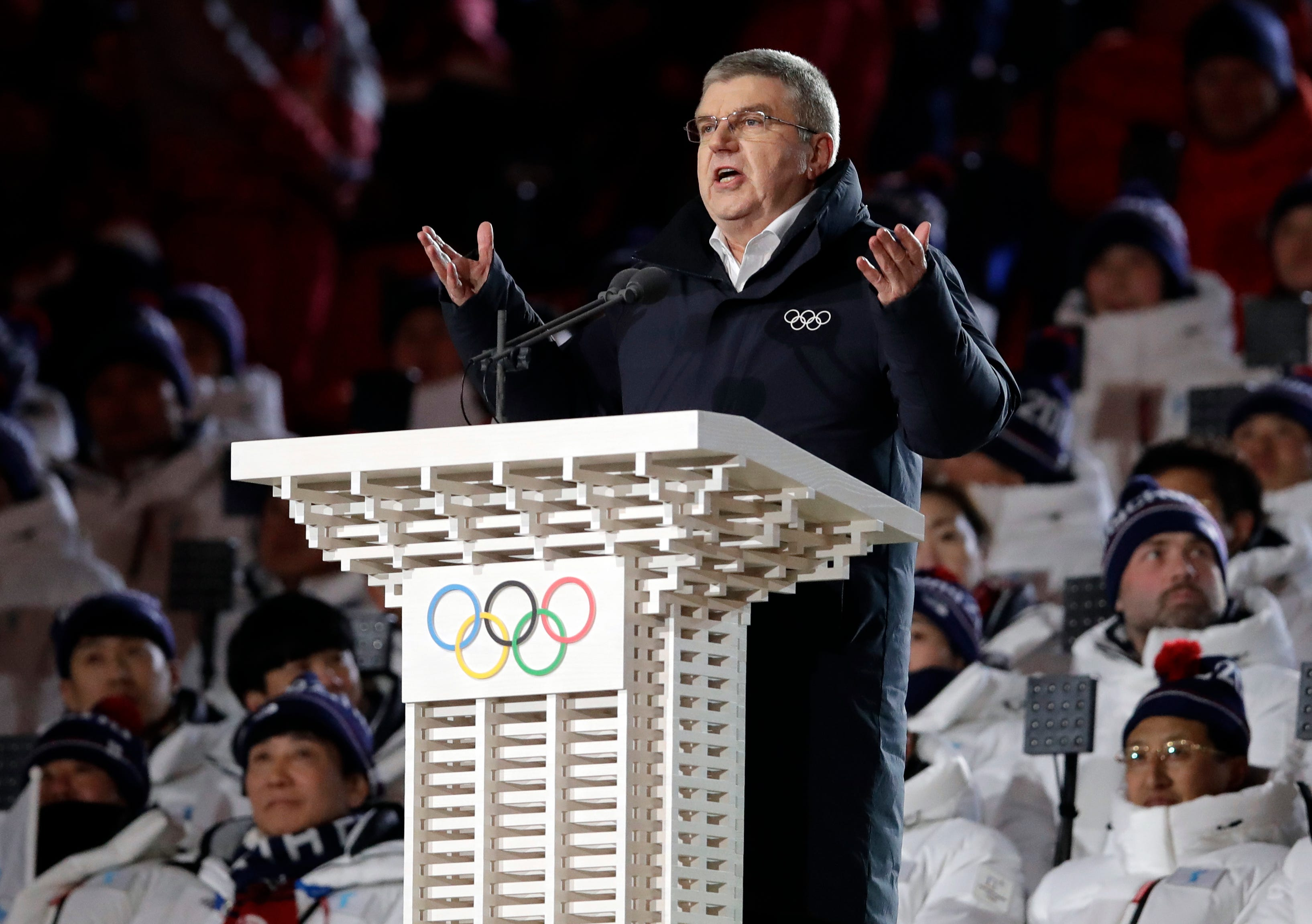 Bach: No Olympic future for esports until 'violence' removed
