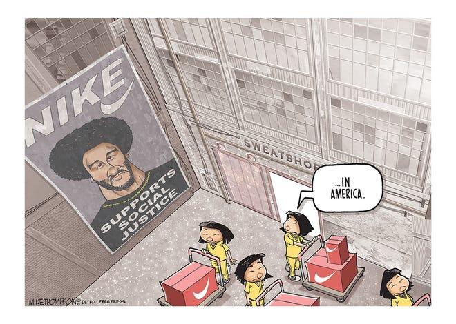 Nike, Colin Kaepernick and social justice