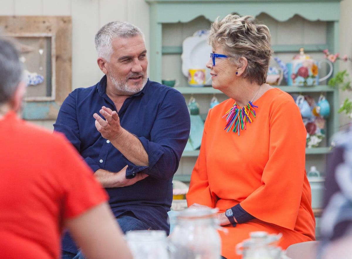 Baking shows: The five best TV shows to binge-watch for the