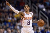 NBA guard Tyler Ulis tries to play his own style but he admires Chris Paul and Allen Iverson.
