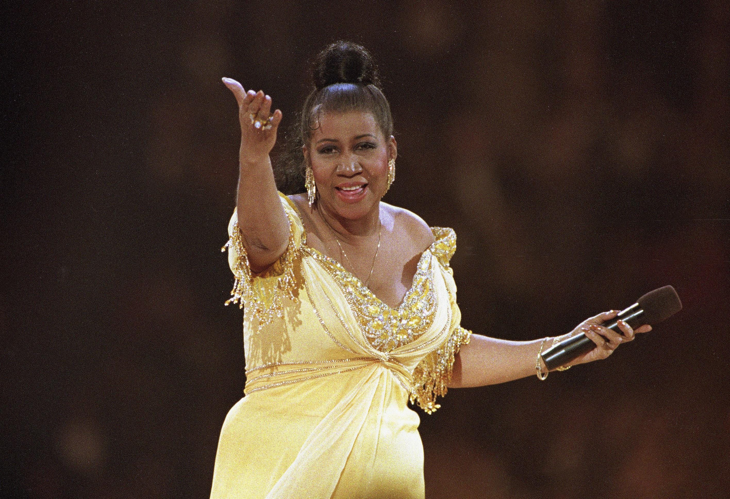 House OK's renaming part of Lodge the 'Aretha Franklin Highway'