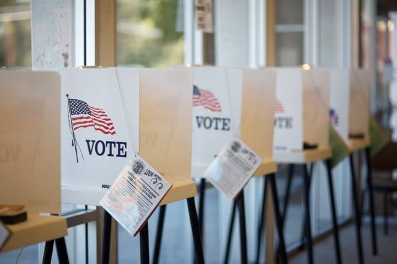Midterms: Young Americans not enthusiastic about voting, poll finds