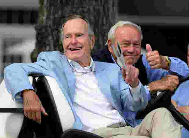 George H W Bush Had Love Of Baseball Dating Back To Days At Yale