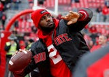 SportsPulse: Trysta Krick reveals which college football team has the best celebrity fans in the country.