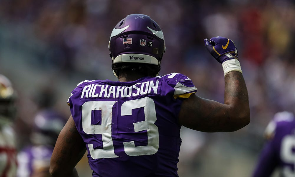 The Vikings quietly pulled off the coup of the NFL offseason