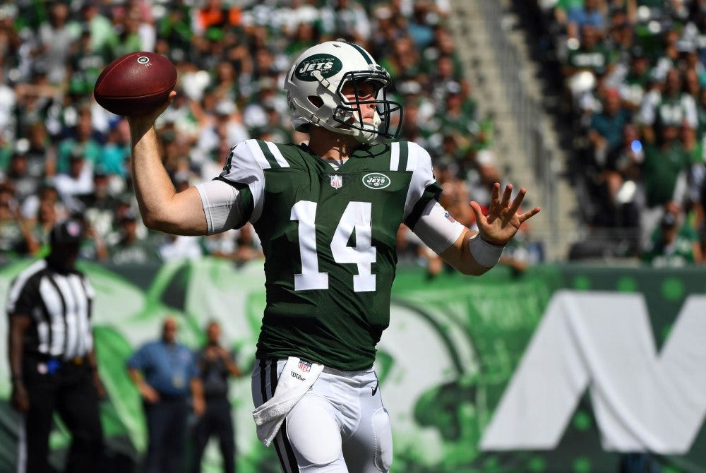 Why Jets QB Sam Darnold is going to be just fine despite rocky Week 2 vs. Dolphins
