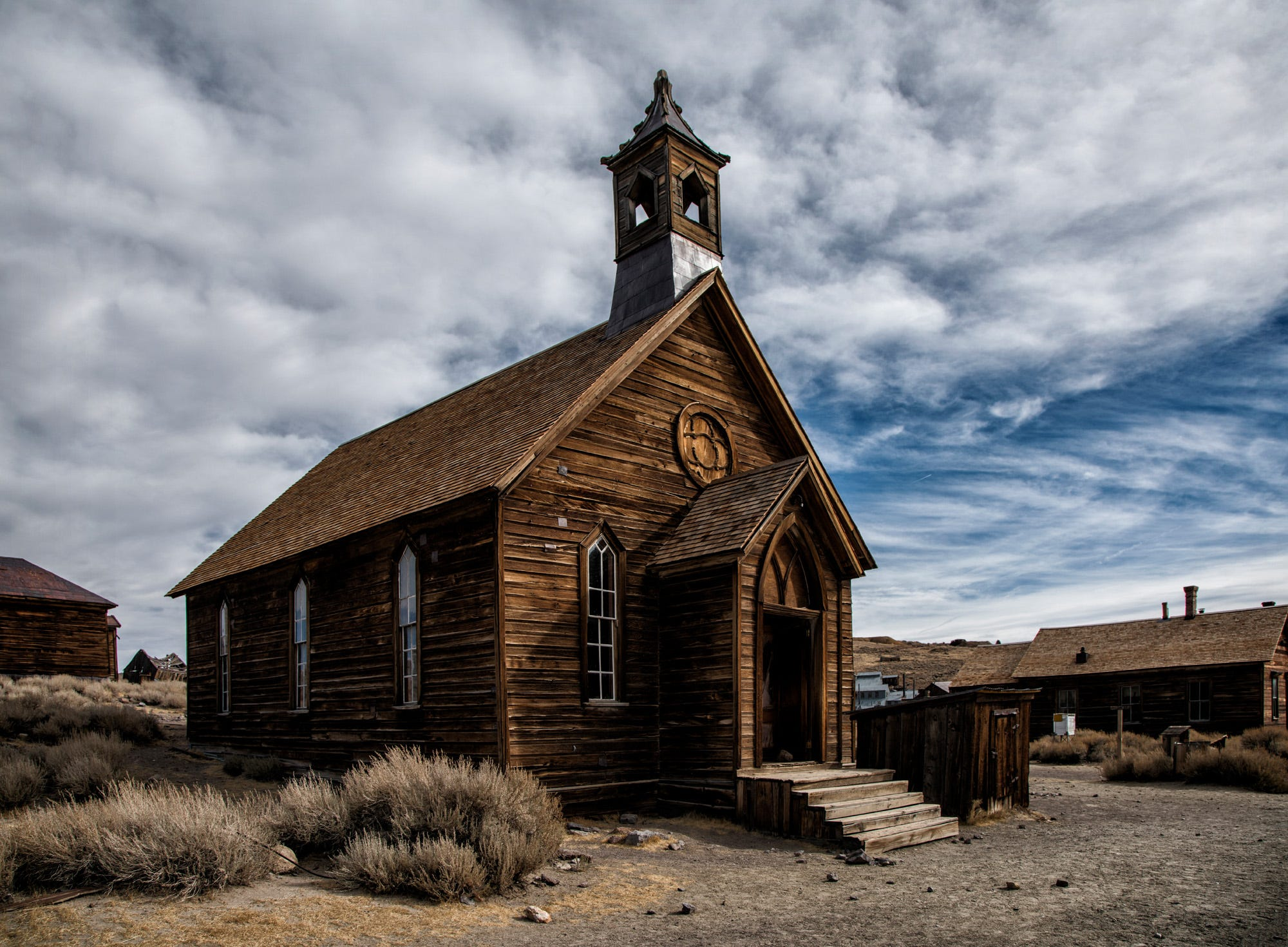 Abandoned America: California's best-preserved ghost town   USA Today