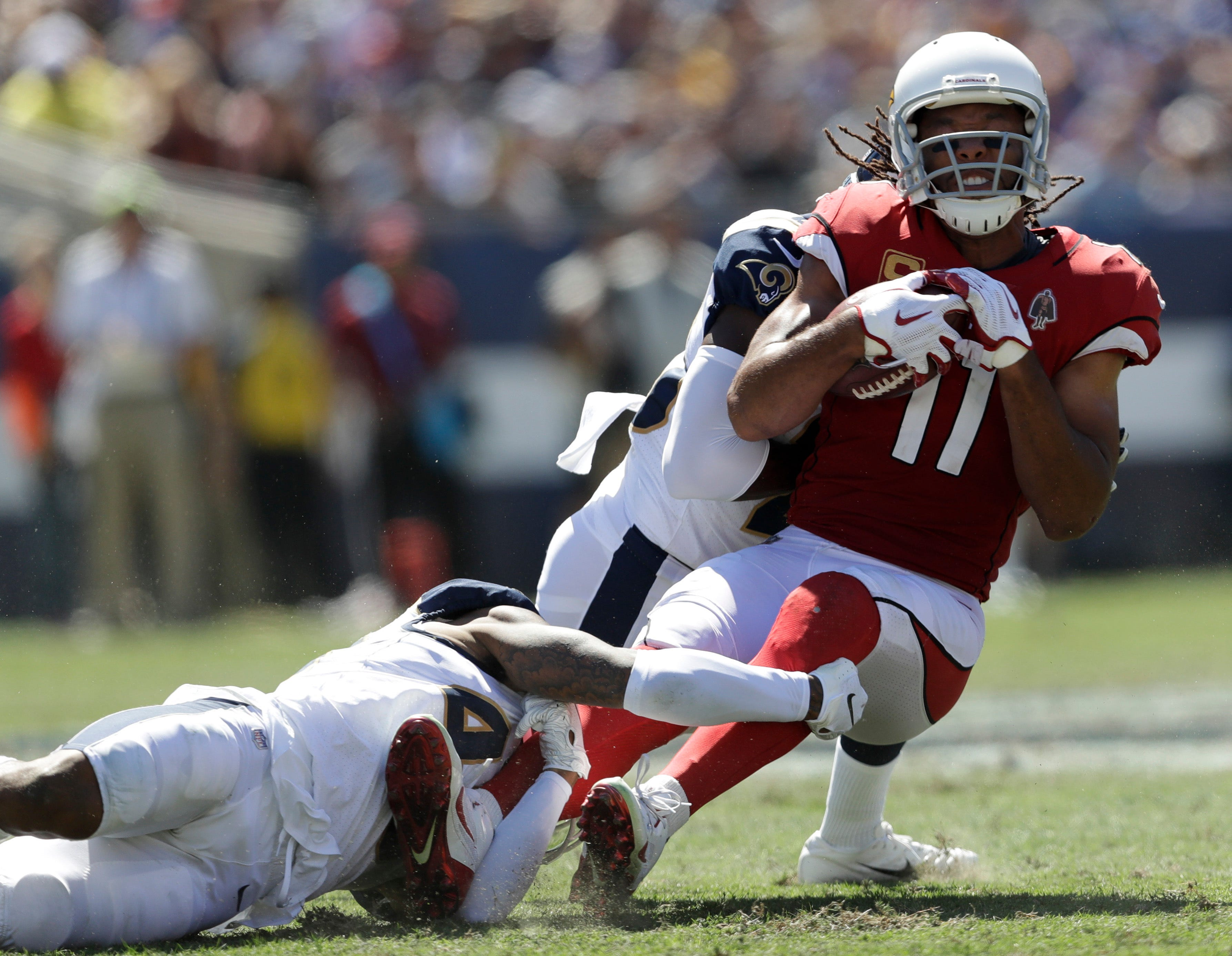 Cardinals offense a mess after scoring 6 points in 2 games