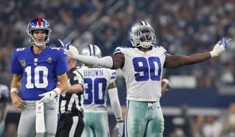 SportsPulse: NFL insiders give their biggest takeaways from Week 2 including a dominant defensive outing from the Cowboys and the Jaguars statement win over the Patriots.