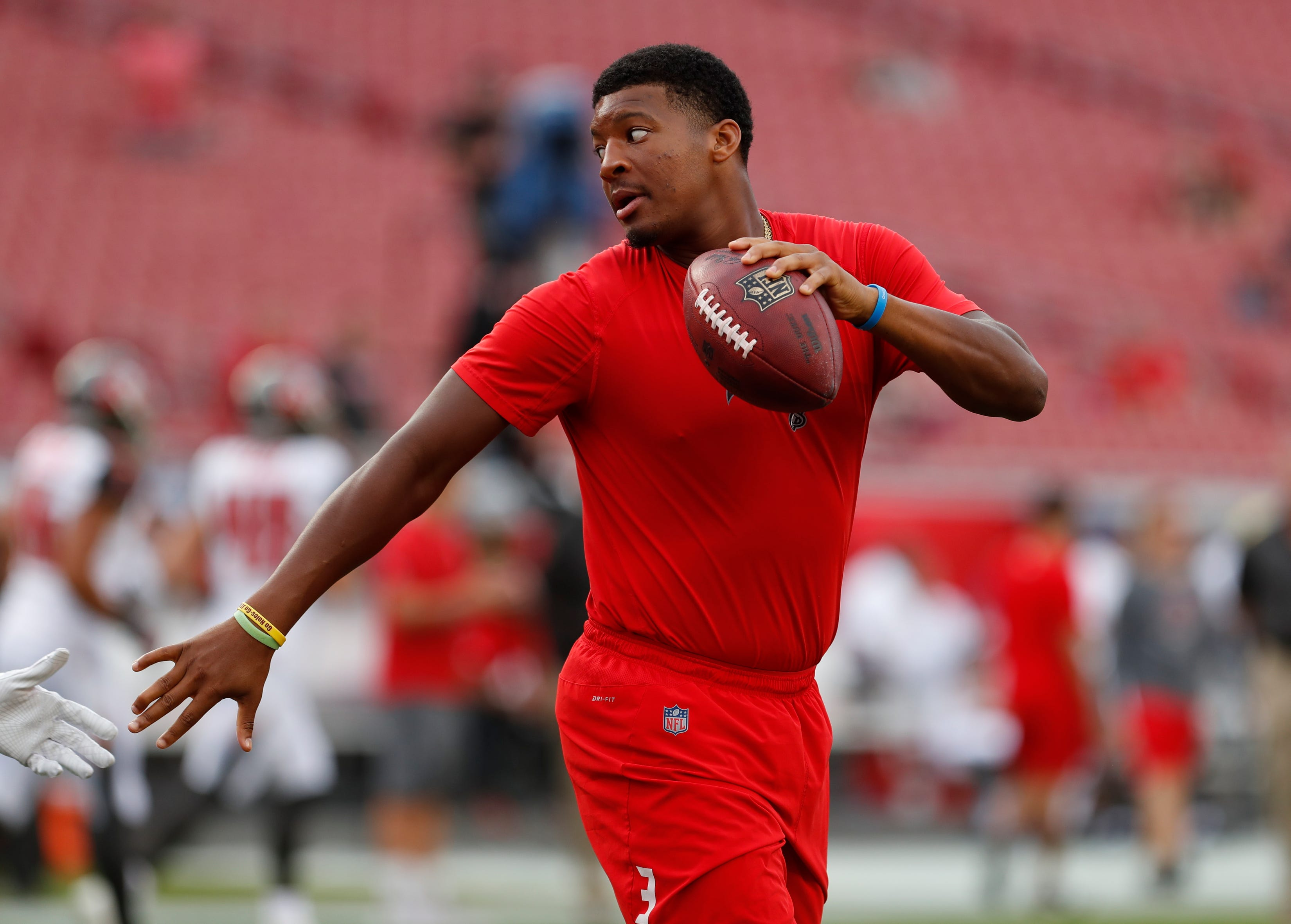 Uber driver suing Bucs' QB Winston over groping incident
