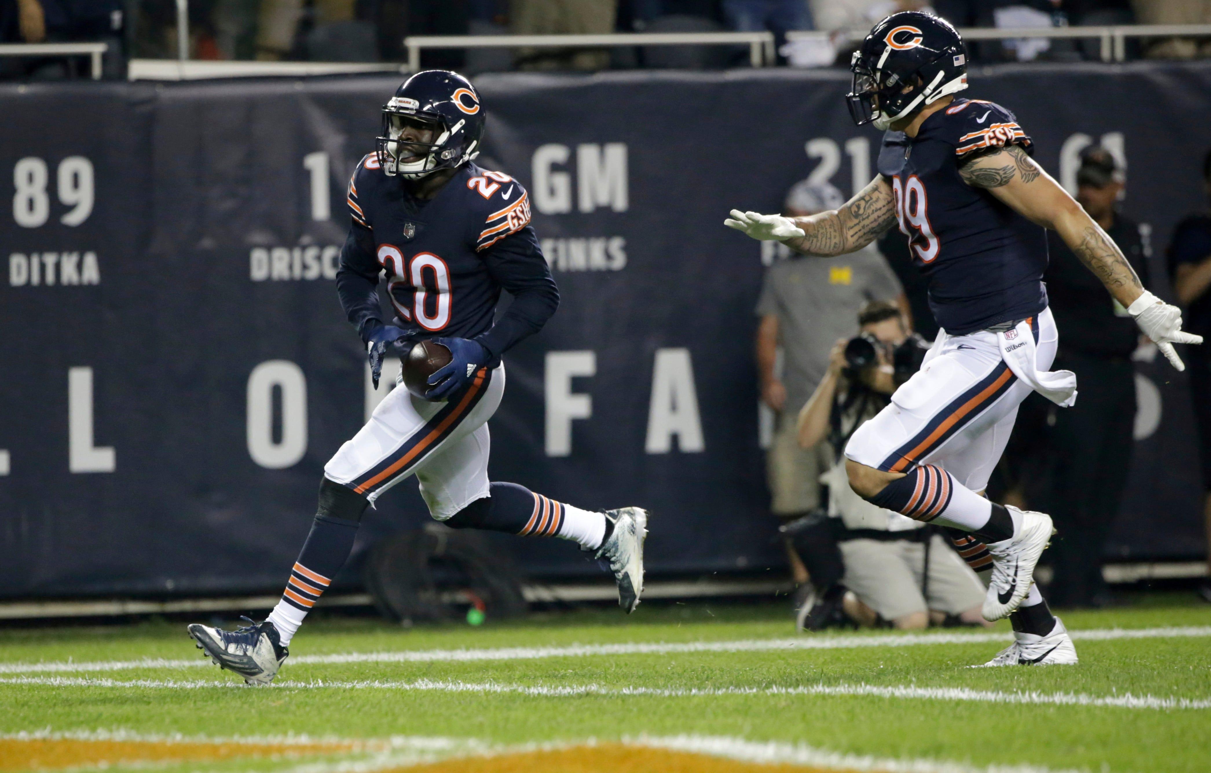 Khalil Mack, Bears defense look to turn sacks into turnovers