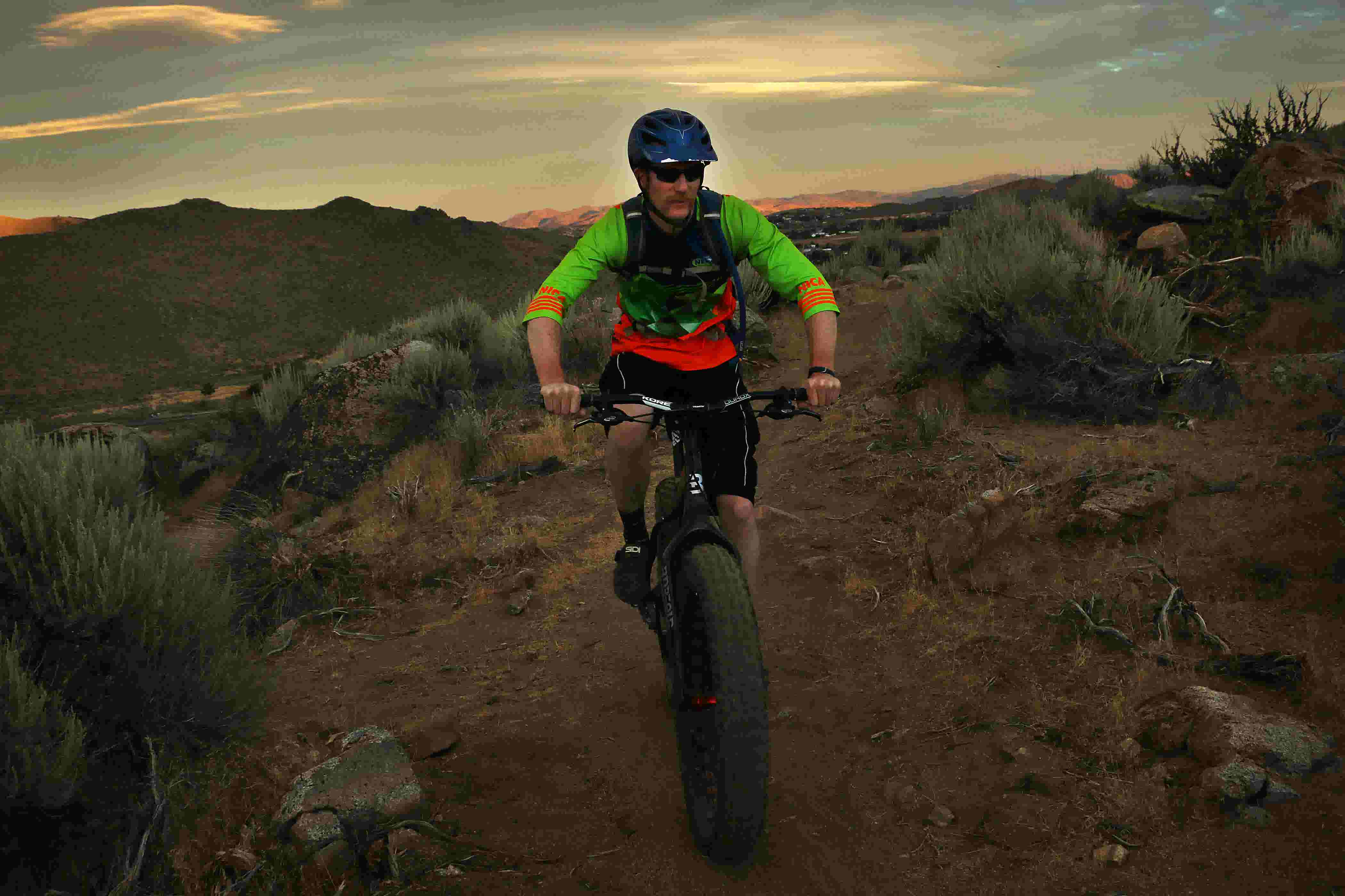 Watch Mountain Bike The New North Valleys Trail